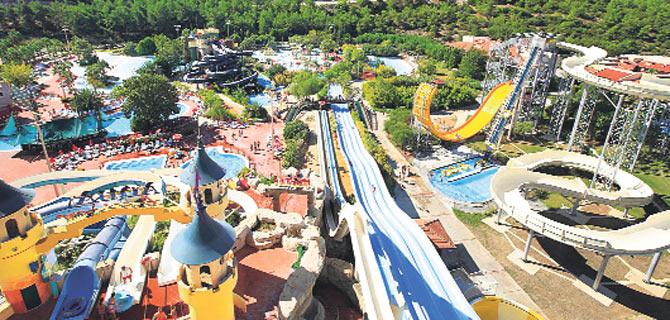 Aqua Fantasy, Selcuk, Izmir, Turkey