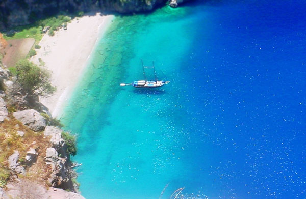 Blue Cruise, Butterfly Valley, Turkey